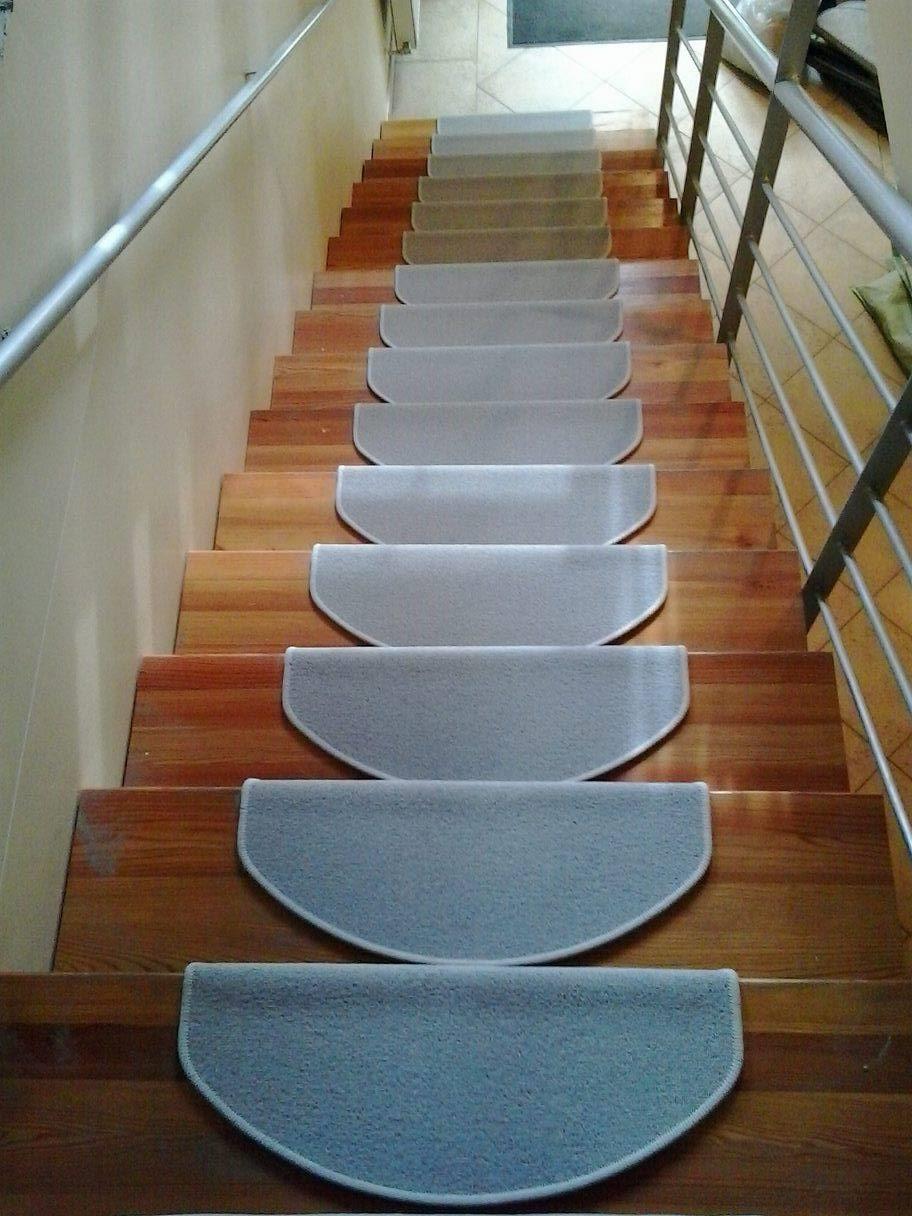 Lépcsőszőnyeg készítés